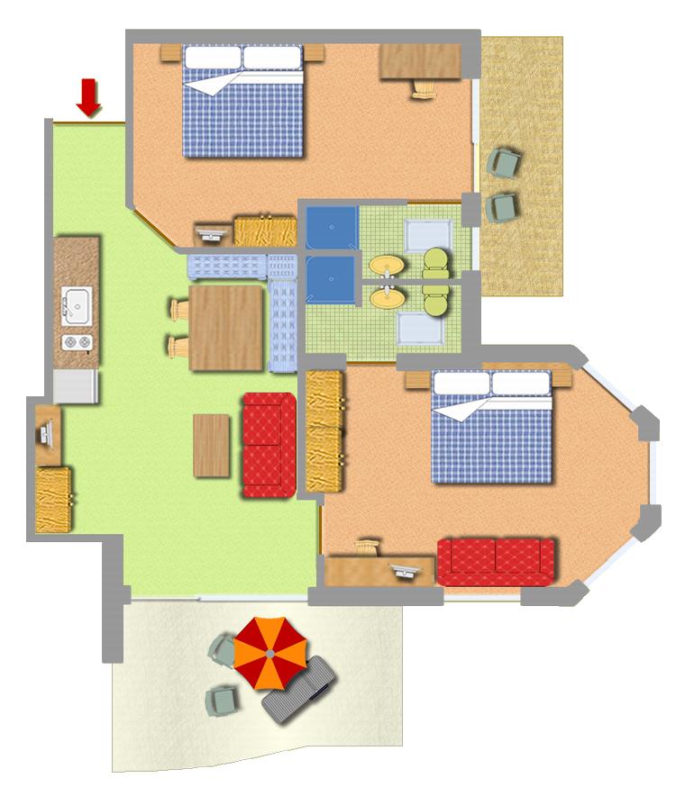 Apartments Pettneu At The Arlberg